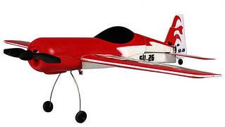 Самолёт 4-к р/у 2.4GHz WL Toys F929 SU-26