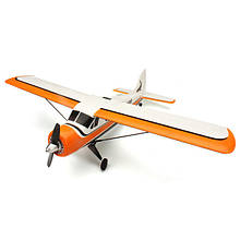 Самолёт 4-к р/у 2.4GHz XK A600 DHC-2 Beaver бесколлекторный со стабилизацией 570мм RTF