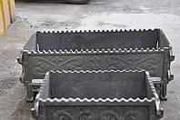 """Мангал чугунный разборной """"Славута""""  700*330*90 мм (вес - 33 кг)"""