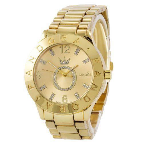 Pandora 6301-7 All Gold