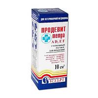 Продевит тетра иньекционный розчин 10 мл Продукт