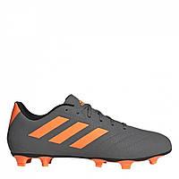 Бутсы adidas Goletto VII Firm Ground Grey/SolOrange - Оригинал, фото 1
