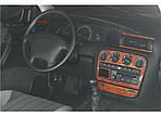 Opel Omega B 1994-2003 рр. Накладки на панель (1993-1999) Карбон