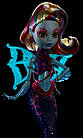 Кукла  Лагуна Блю Большой Скарьерный Риф (Monster High Great Scarrier Reef Glowsome Ghoulfish Lagoona Blue), фото 8