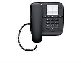 Дротяний телефон Gigaset DA310 Black (S30054-S6528-Y101)