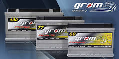 Grom Battery
