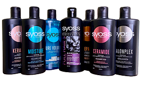 Шампунь SYOSS Volume для тонких волос без объема (500мл.)