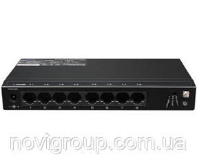4-канальний AHD/HDCVI/HDTVI/АНАЛОГ/IP відеореєстратор DH-XVR4104HE