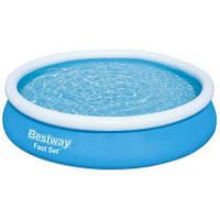 Bestway Надувной круглый бассейн Bestway 57274 (366x76 см) с картриджным фильтром