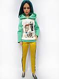 Одяг для ляльок Барбі - батнік, фото 6