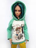 Одяг для ляльок Барбі - батнік, фото 7