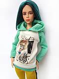 Одяг для ляльок Барбі - батнік, фото 5