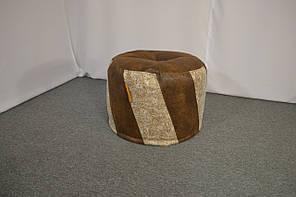 Пуфик Столик из искусственной замши, фото 2