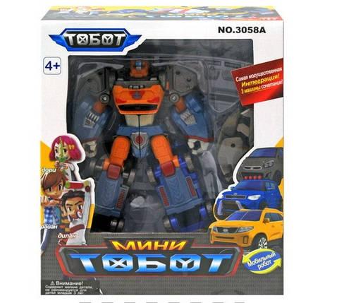 """Трансформер """"TOBOT"""" в коробці, фото 2"""