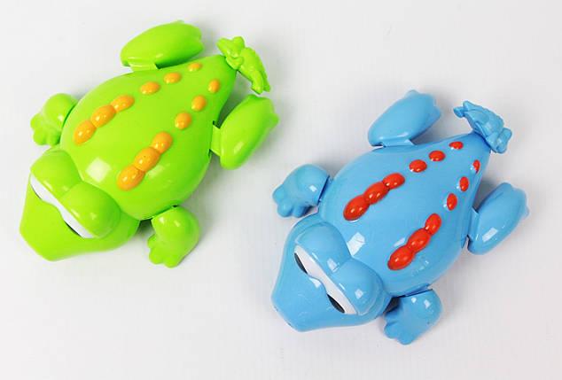 SALE Заводна водоплав. іграшка - крокодил 6 шт. в коробці, фото 2