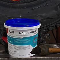 Шиномонтажна паста BLUE (ГЕЛЕВА, акрилово-силіконова, з ущільнювачем), 1кг