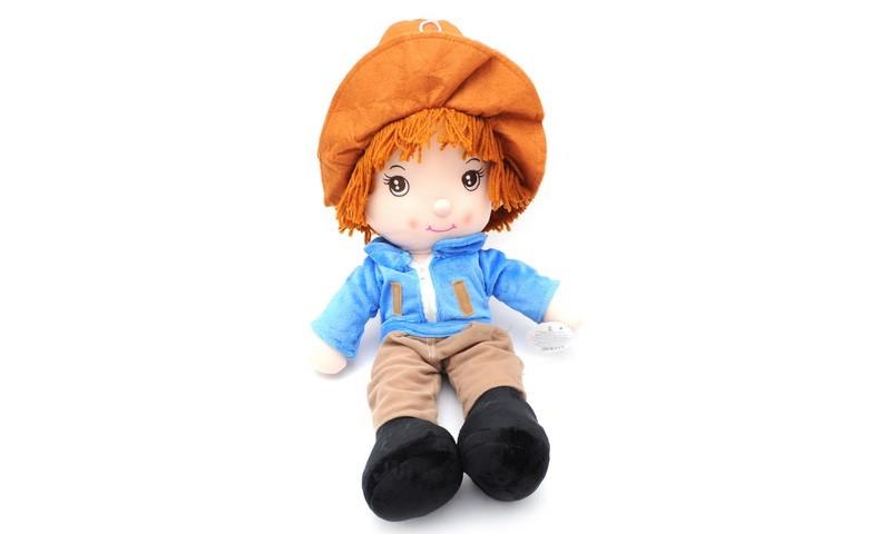 Лялька м'яка в пакеті