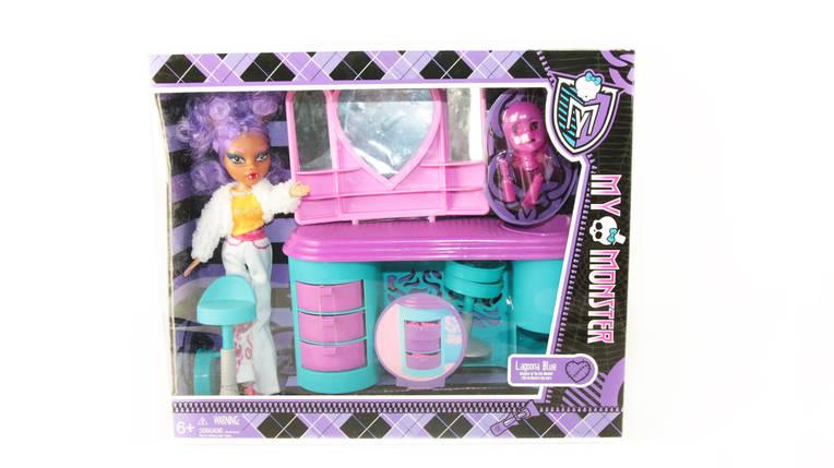 "SALE Кукла ""M H"" в коробке с аксессуарами, фото 2"