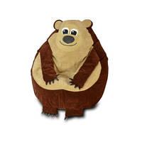 Детское кресло мешок Медведь