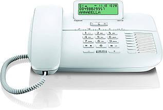 Проводной телефон Gigaset DA710 White (S30350-S213-R102)