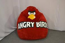 Детское кресло мешок Angry Birds Флок, фото 3
