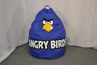 Детское кресло мешок Angry Birds Оксфорд