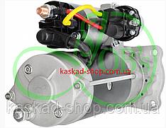 Стартер редукторний 12в 4,2 кВт Case. Ford, фото 2