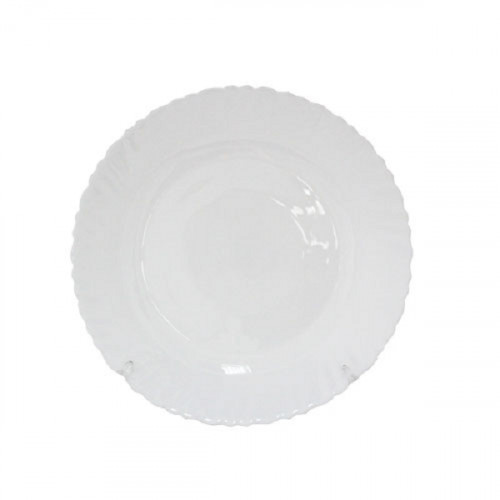 """Тарілка десертна S&T Біла 7,5"""" D2 30070-00"""
