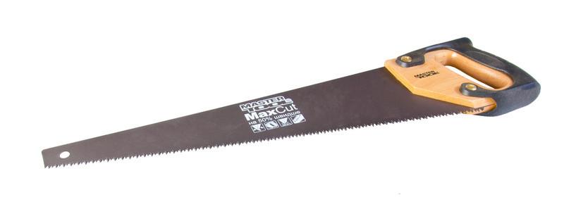 Ножівка по дереву 450мм Mastertool 14-2345