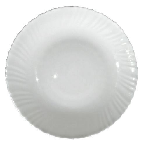 """Тарілка глибока S&T Біла 8,5"""" 371-00"""