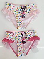 Плавки для девочек Minnie 2-6 лет
