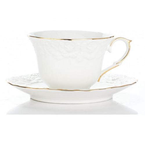 Набір чайний S&Т Біла ніч 2пр 220мл 2340