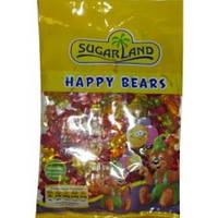 Конфеты желейные для детей и взрослых SUGARLAND HAPPY BEARS 200 гр