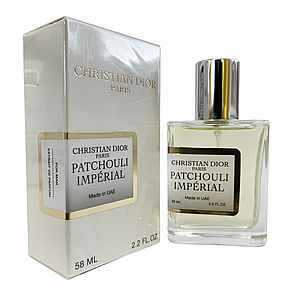 Dior Patchouli Imperial Perfume Newly мужской, 58 мл