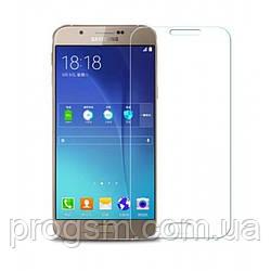Захисне скло Samsung Galaxy J6 Plus SM-J610