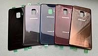 Samsung Galaxy S9 задняя крышка (задняя стеклянная панель корпуса) на замену, для ремонта.