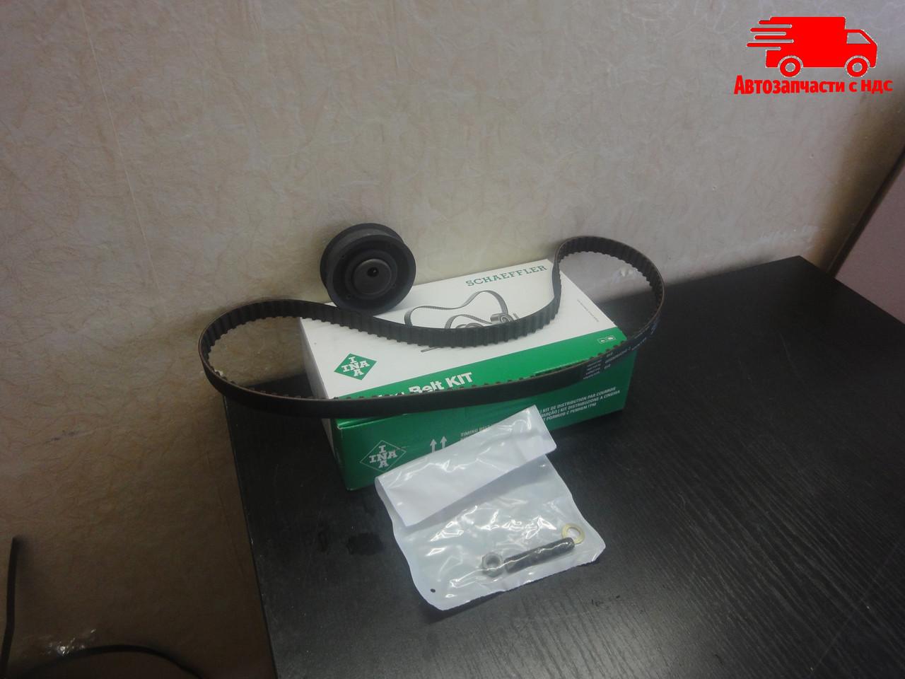 Комплект ремня ГРМ AUDI 100, AUDI 80, VW GOLF III, VW PASSAT 530 0162 10 INA