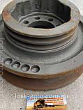 Шкив привода х/части СМД-21 54-10253А СК-5,НИВА, фото 3