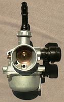 Карбюратор  на мопед Delta 90 увеличенный диффузор