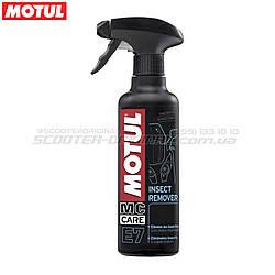 Очиститель следов загрязнений MOTUL E7 Insect Remover (400 мл)