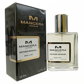 Mancera Vetiver Sensuel Perfume Newly унисекс, 58 мл