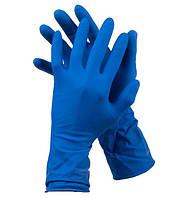 Перчатки латексные медицинские нестирильные High Risk Igar M 25 пар/упаковка, фото 1