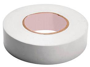 Изолента ПВХ Белая 15 мм х 10 м/(10 шт)