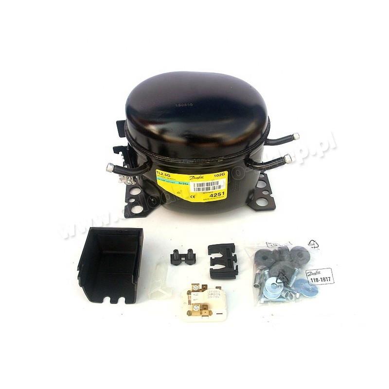 Компресор холодильний герметичний Danfoss TL4DL (поршневий компресор)