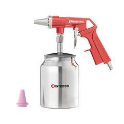 Піскоструминний(Пістолет)Пневматичний INTERTOOL PT-0707