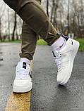 Кросівки чоловічі білі Nike Air Force Найк Аір Форс, фото 6
