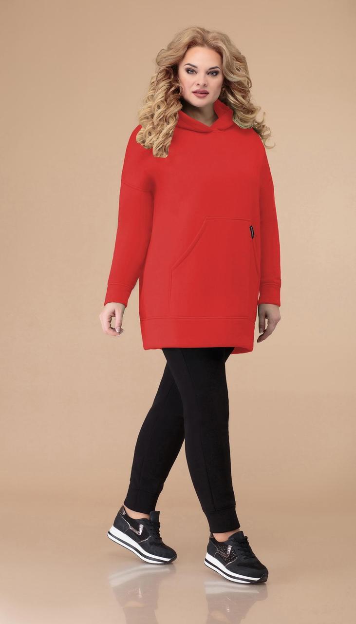 Спортивний одяг Svetlana Style-1497/2 білоруський трикотаж, червоний, 46