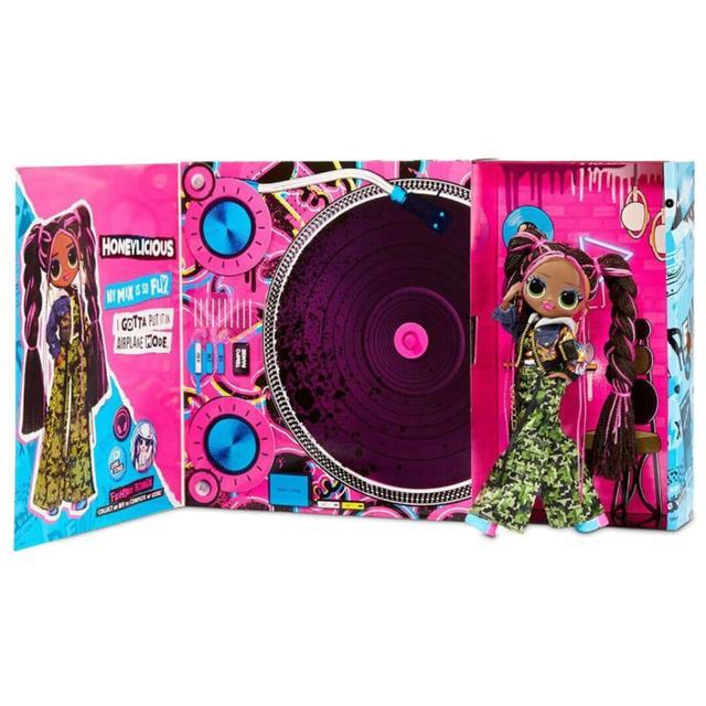 Кукла L.O.L Surprise! OMG Remix Honeylicious Fashion Doll