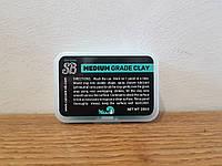 CarCare-SB MEDIUM GRADE CLAY - Синтетическая глина для очистки ЛКП автомобиля средней агрессивности.