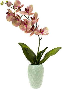 Фаленопсис у вазі декор. h-18,5 см